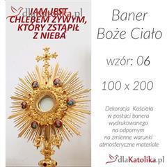 Banery Dekoracyjne Do Kościoła Artykuły Liturgiczne